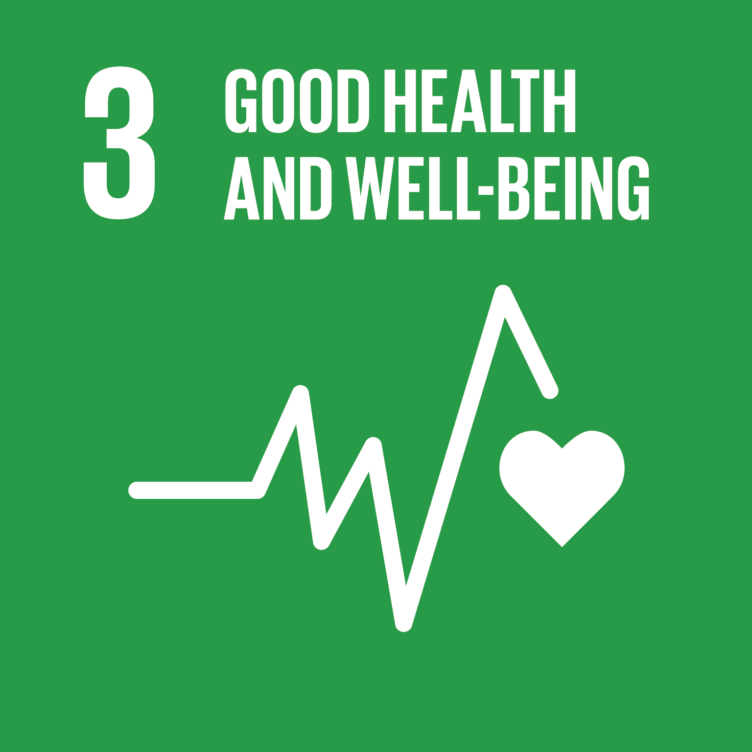 Good Health and Well-Being - Ensure healthy lives and promote well-being for all at all ages